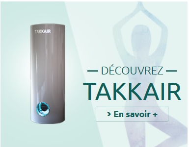 Purificateur d'air Takkair 50